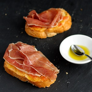 Pantumaca – Röstbrot mit Tomate