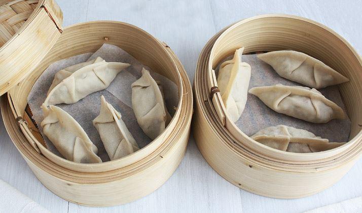 Dumplings dämpfen