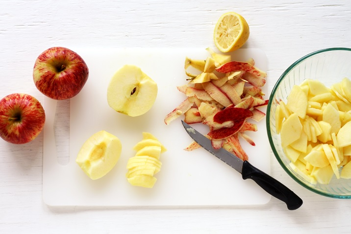 Äpfel für Apple Pie