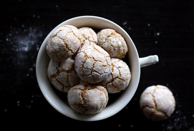 Amaretti Kekse Rezept