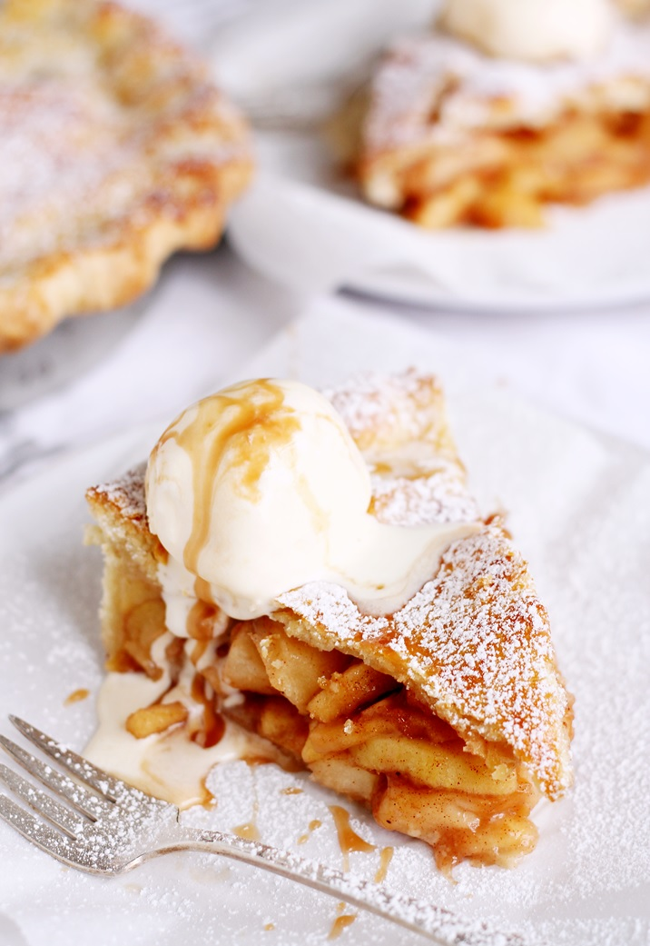 American Apple Pie Bestes Rezept