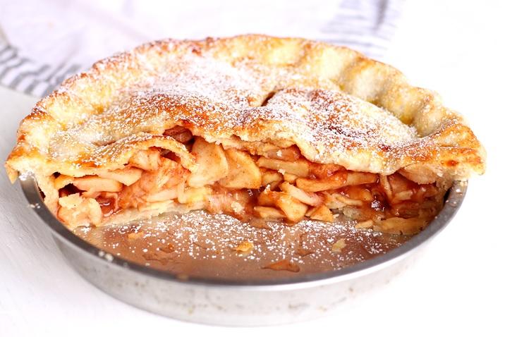 American Apple Pie Original Rezept