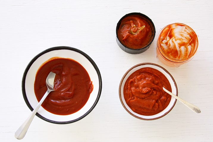Amerikanische BBQ Sauce Rezept nicht zu süß
