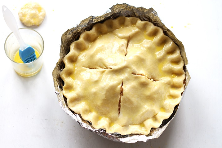 Einfaches Rezept Apple Pie