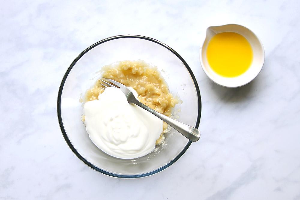 Banana Pancakes ohne Zucker und Honig Rezept