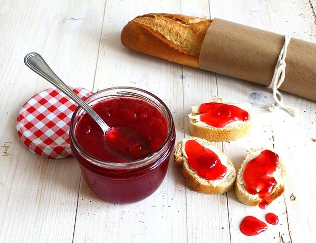 Blutorangen Marmelade