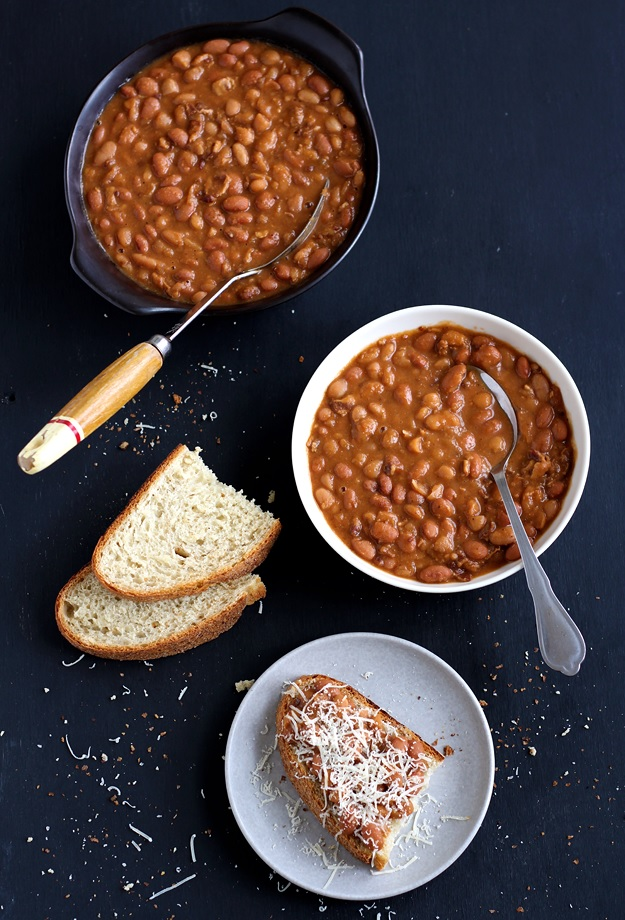Boston Baked Beans Rezept