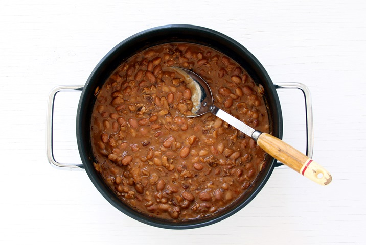 Rezept Boston Baked Beans