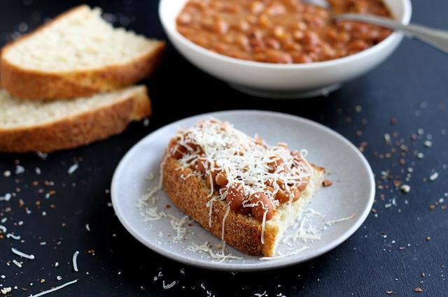 Schritt für Schritt Rezept Boston Baked Beans
