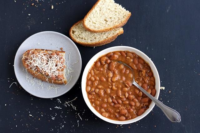 Rezept Baked Beans