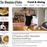 In eigener Sache: Im Boston Globe ;-))