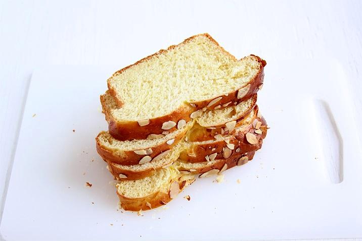 Brot für French Toast Rezept