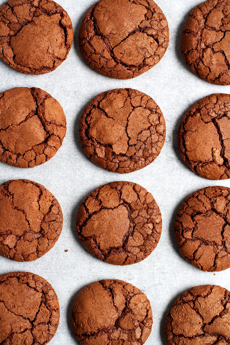Brownie Kekse Rezept