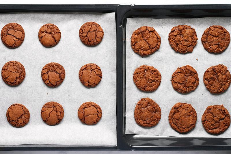Brownie Kekse Vergleich