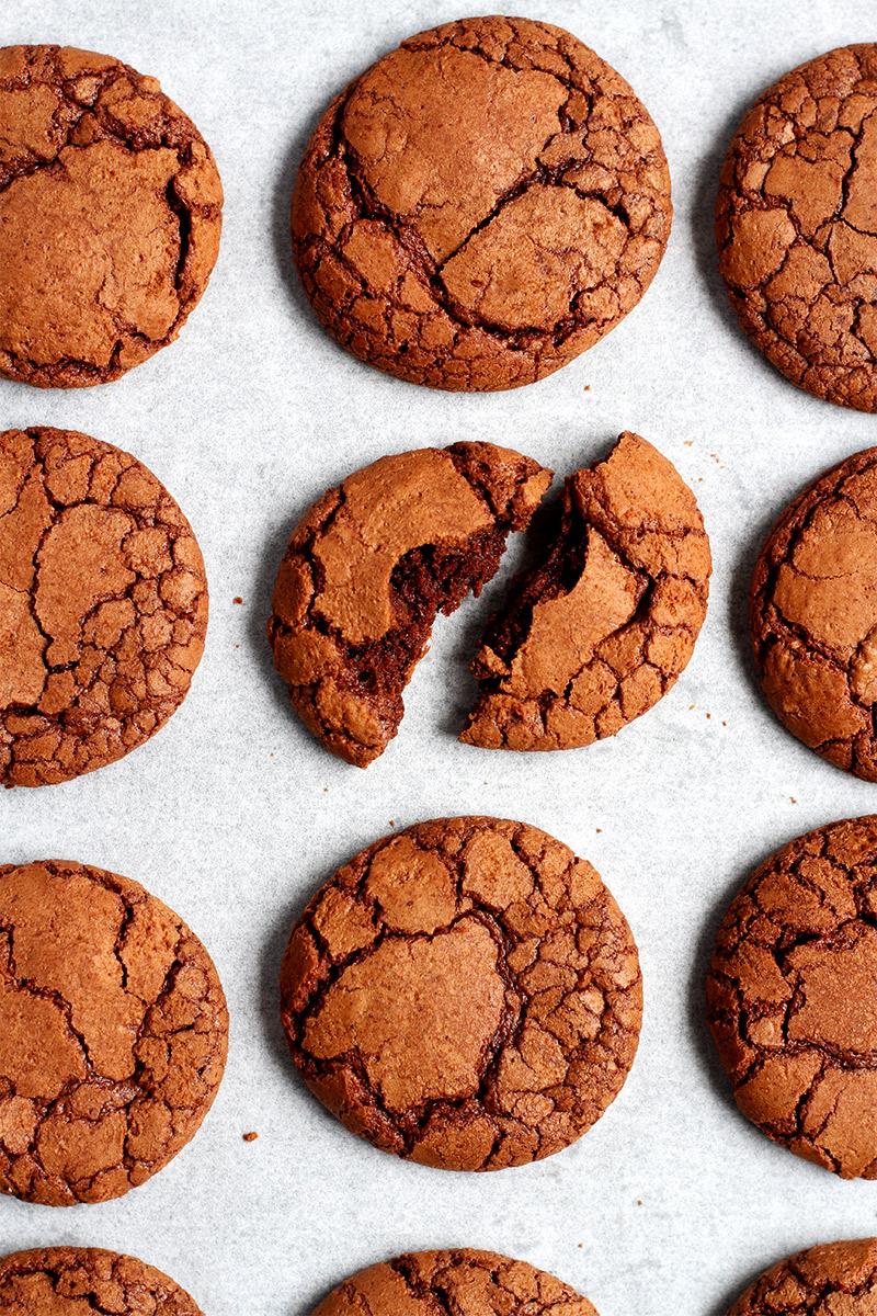 Brownie Kekse bestes Rezept