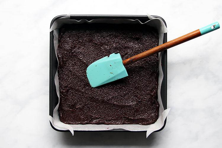 Brownies mit Mohn Rezept