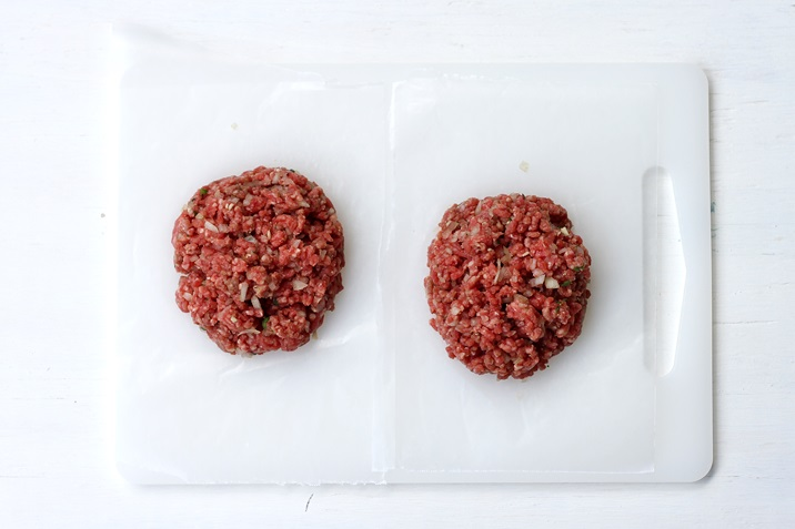 Burger Patties richtig formen