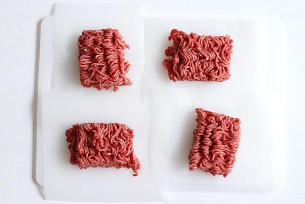 Burger Patty formen Rezept   Wie formt man Burgerpatties?