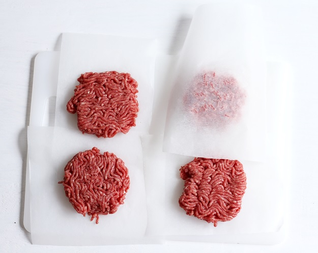 Burger Patty selber machen Rezept ohne Burgerpresse