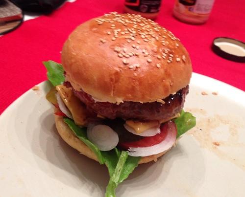 Burgerbrötchen von User nachgekocht