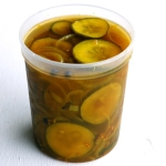 Bread and Butter Pickles alias Burgergurkerl