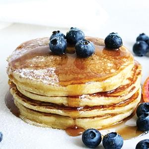 Fluffige Buttermilk Pancakes