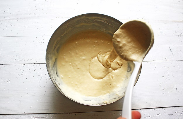 Buttermilk Pancakes Teig