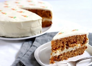 Carrot Cake für derStandard.at