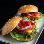 Neu auf dem Blog: Burger-Schwerpunkt