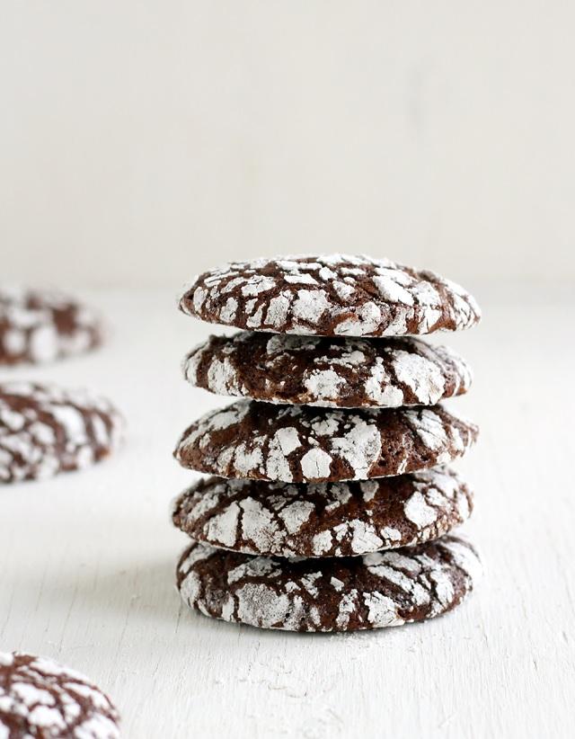 Chocolate Crinkle Cookies America S Test Kitchen
