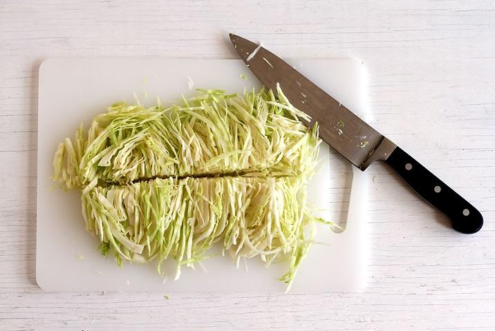 Coleslaw zubereiten - Schritt für Schritt Rezept