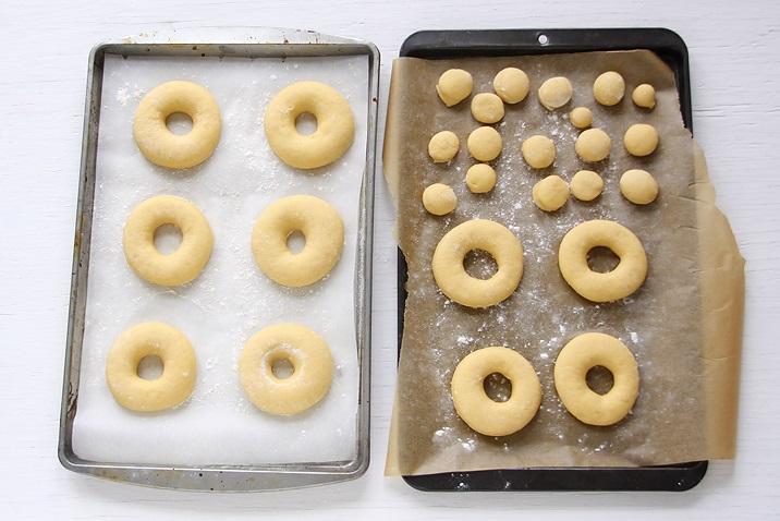 Donuts formen Rezept