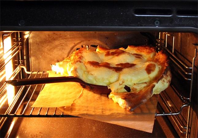 Dutch Baby - Rezept für Ofenpfannkuchen