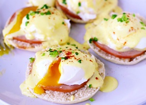 Eggs Benedict für derStandard.at