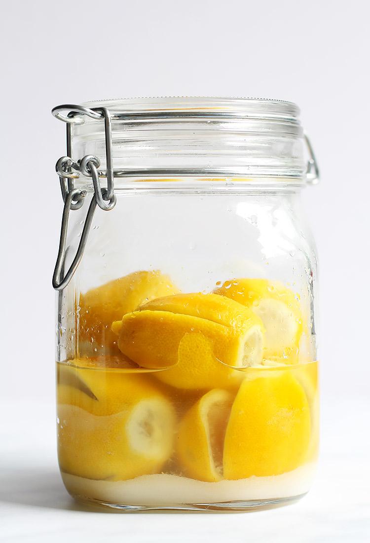 Einfache Salzzitronen Rezept