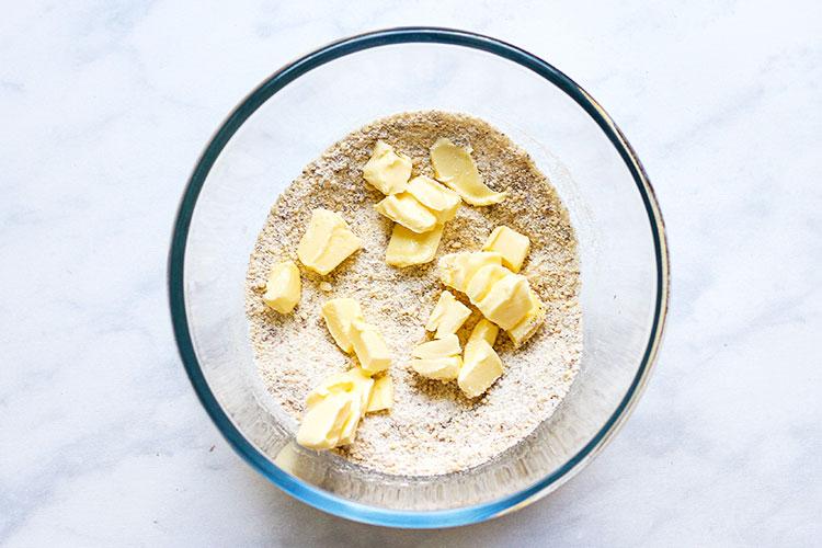 Einfache Streusel für Muffins Rezept