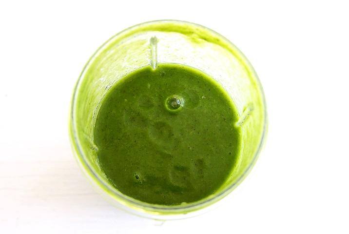 Einfacher Green Smoothie Rezept