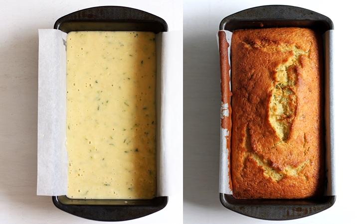 Einfacher Zucchini Kuchen Rezept Zucchini Bread