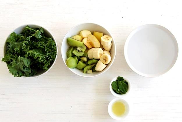 Einfaches Rezept Green Smoothie