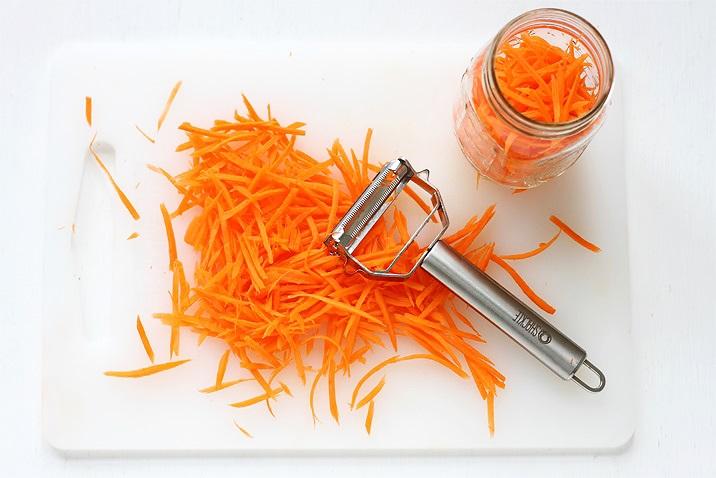 Eingelegte Möhren Pickled Carrots Rezept