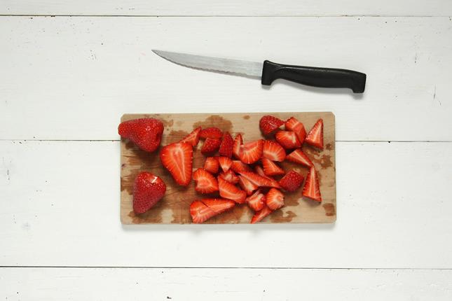 Erdbeer Muffins Rezept