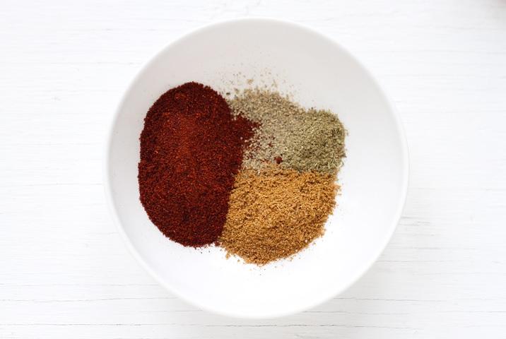 Gewürze für Chili con Carne - Rezept