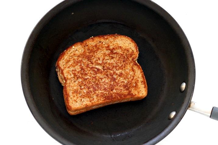 Grilled Cheese Sandwich mit Tomatensuppe Rezept