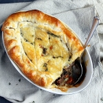 Guinness & Steak Pie