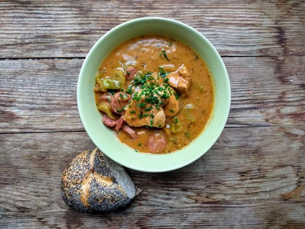 Louisiana Gumbo von Userin nachgekocht nach einem Rezept von Taste of Travel | www.tasteoftravel.at