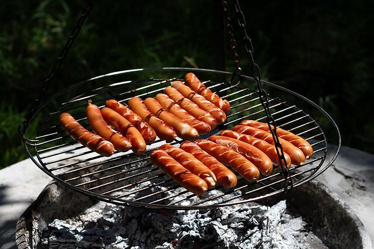 Hot Dog Rezept Grillen