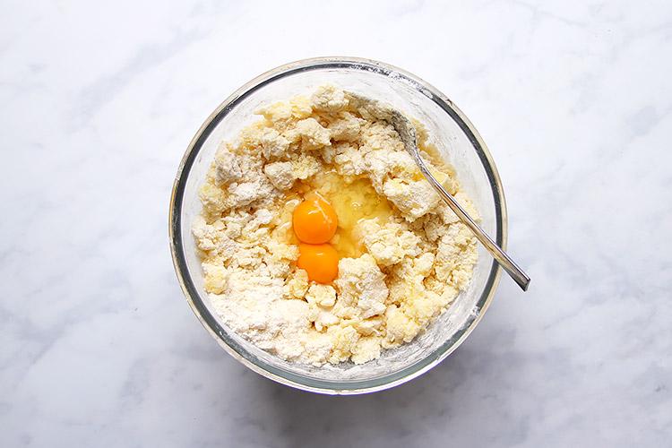 Karotoffelteig für Zwetschgenknödel Rezept