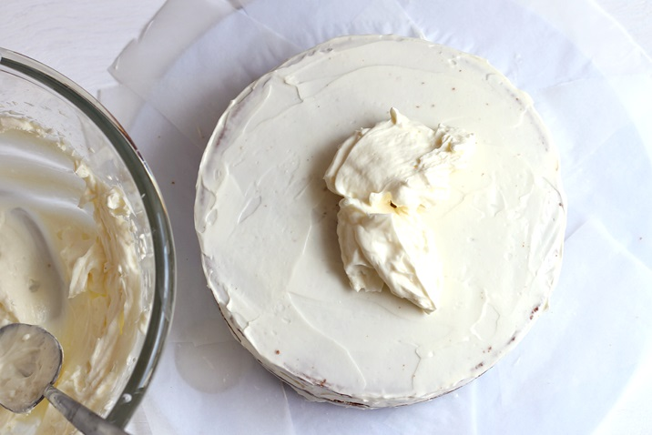 Carrot Cake With Cream Cheese Frosting Taste Of Home