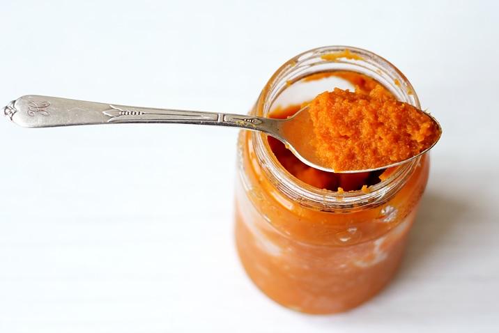 Kürbispüree für Pumpkin Spice Latte