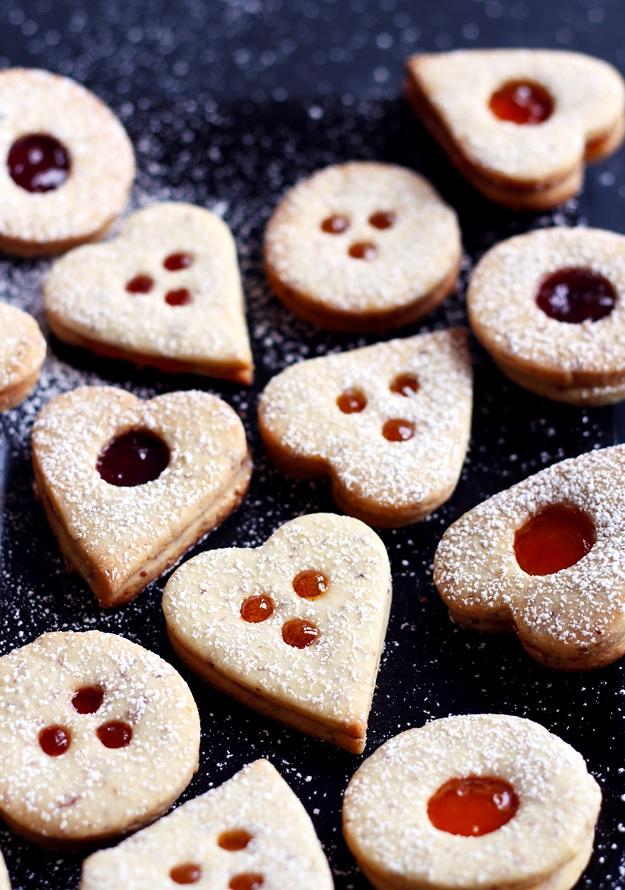 Linzer Kekse Rezept